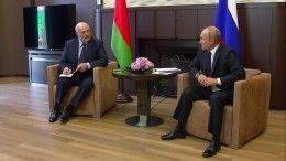 Итоги встречи: Россия отводит отбелорусской границы резерв силовиков