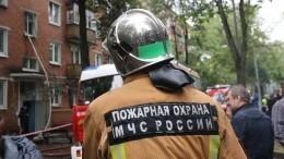 Очевидцы сообщают овзрыве газа вквартире жилого дома вНижнекамске