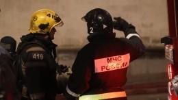 ВМЧС уточнили информацию опричинах отравления газом троих петербуржцев