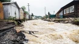 Приморье накрыло сильнейшее запоследние десять лет наводнение