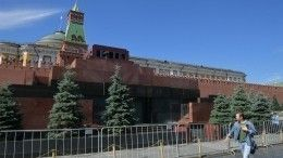 Ленин неизменит прописку: Союз архитекторов РФотменил конкурс попереоборудованию мавзолея