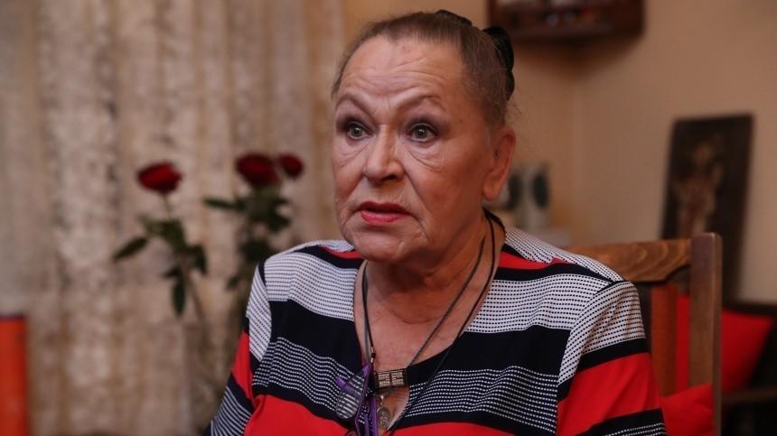 Актриса Раиса Рязанова: «Живу засына. Желание есть. Сил нет»