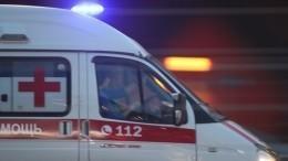 ВПетербурге бывший чиновник ударил женщину шилом посреди улицы