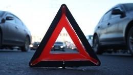 Дрифт под «красный» сигнал светофора лишил двоих петербуржцев элитных иномарок
