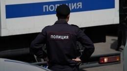 Полицейский спас студентку вцентре Петербурга— видео