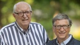 «Настоящий Билл Гейтс»: умер отец основателя Microsoft