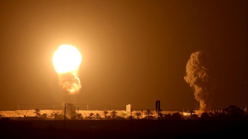 Шесть человек пострадали входе ракетного обстрела поюгу Израиля