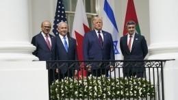 Соглашение поБлижнему Востоку обернулось очередным обстрелом Израиля