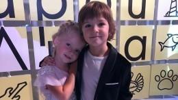 Лизе иГарри Галкиным— 7 лет: Главные таланты двойняшек