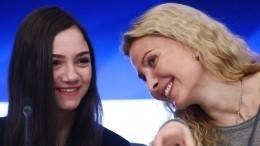 «Правильный путь»: Тарасова одобрила возвращение Медведевой кТутберидзе