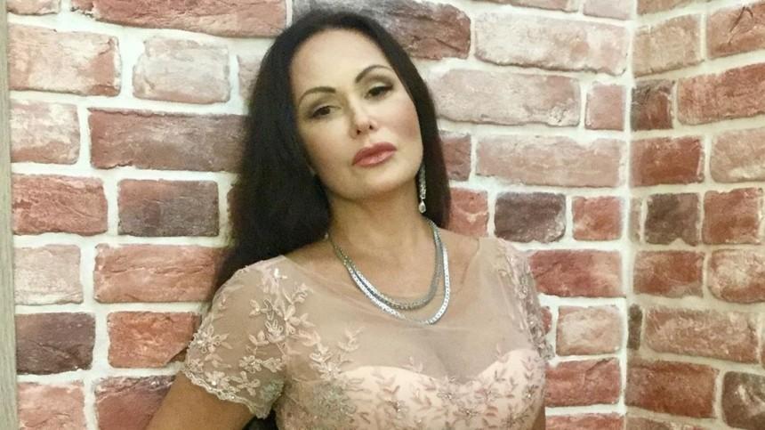 Певица Лариса Луста госпитализирована вПетербурге
