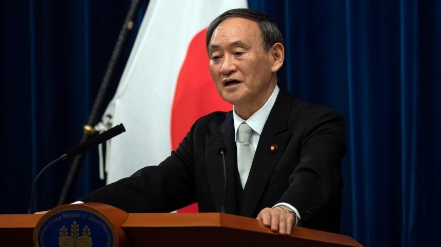 Новый премьер-министр Японии сделал первое заявление