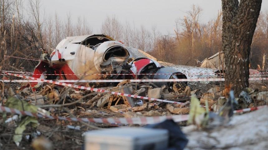 Польша хочет арестовать диспетчеров, работавших вмомент крушения Ту-154 под Смоленском