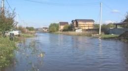 Новое наводнение вИркутске: чиновники признали свою вину
