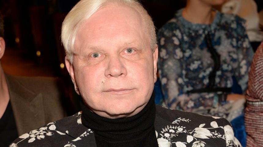Перенесший инсульт Борис Моисеев находится вкритическом состоянии