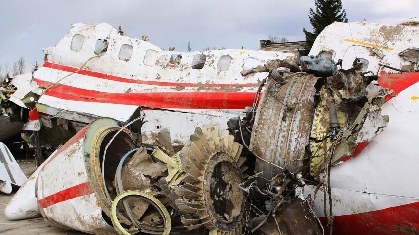 Россия невыдаст Польше обвиненных вгибели Качиньского авиадиспетчеров