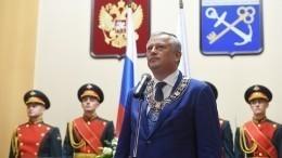 Дрозденко уверенно заявил опоявлении столицы Ленинградской области