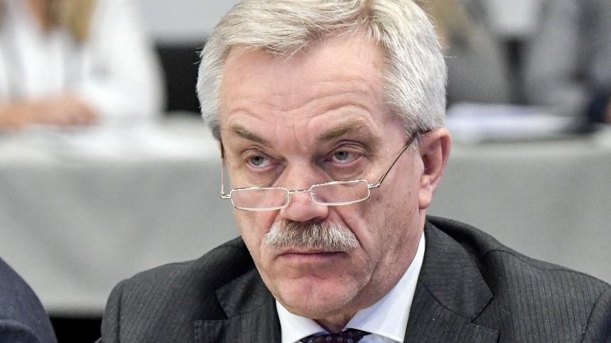 Возглавлявший с90-х Белгородскую область губернатор покидает пост