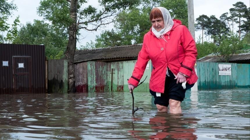 Как Хабаровск готовился кудару «большой воды»