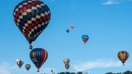Фестиваль воздушных шаров стартовал вКрыму
