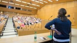Почему московский студент вошел ваудиторию через вентиляцию?