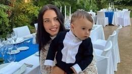 Фото: сын расставшихся Тимати иРешетовой получил травму