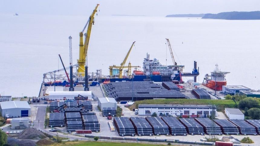Стало известно орисках для Украины вслучае остановки «Северного потока— 2»