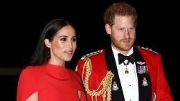 Сколько стоит публичное выступление принца Гарри иМеган Маркл?