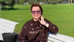 Жена Петросяна ответила за«слесарей» хейтерам всети