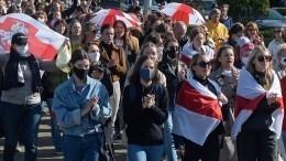 Более 100 активисток «женского марша» задержаны вМинске— видео