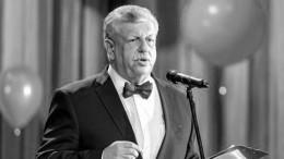Ведущий «Русского лото» умер при транспортировке вдругую больницу