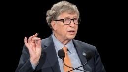 Билл Гейтс сделал прогноз относительно окончания пандемии коронавируса