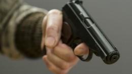 Видео: Правоохранители открыли стрельбу при задержании напавшего сножом насоседа вПетербурге