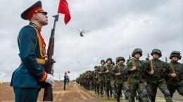ВРоссии начались стратегические учения «Кавказ-2020»— видео