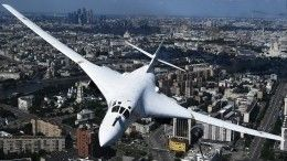 Рекорд «Белых лебедей»: Ту-160 облетели почти весь земной шар