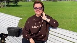 Молодая возлюбленная Петросяна опубликовала первое фото спрогулки ссыном