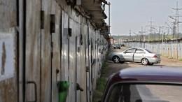 Глава Росреестра рассказал Путину ореализации «гаражной амнистии»