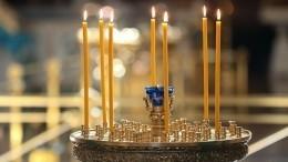 Видео: иллюзионист зажег свечу вХраме Христа Спасителя спомощью «магии»