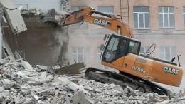 ВГосдуме оценили законопроект овсероссийской реновации ветхого жилья