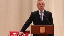 ВКремле прокомментировали отставку губернатора Савченко