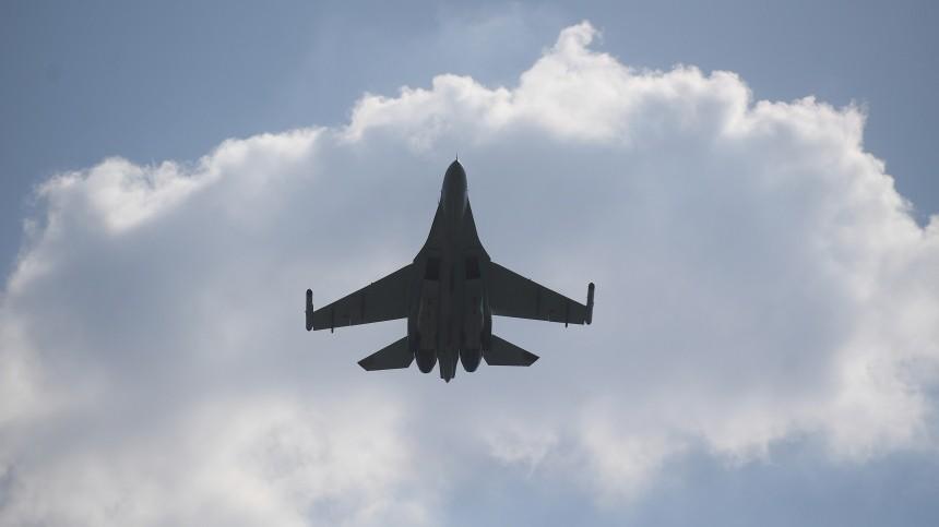 Су-30 потерпел аварию вТверской области