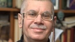 Умер ученый, философ ипереводчик «Улисса» Сергей Хоружий