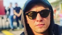 «Тест, наверное, сделали»: раздраженный Прилучный ответил наобвинение впьянстве