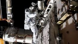 МКС избежала столкновения снеизвестным космическим мусором