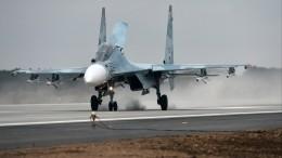 Потерпевший аварию под Тверью Су-30 был сбит другим истребителем