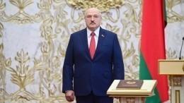 Власти пяти стран ЕСотказались признавать Лукашенко президентом
