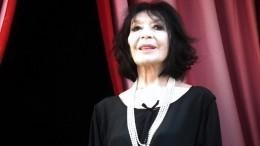 Скончалась знаменитая французская певица Жюльетт Греко