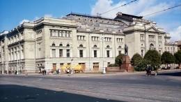 Путин призвал завершить реконструкцию консерватории вПетербурге— видео