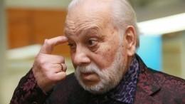 Отец Филиппа Киркорова госпитализирован