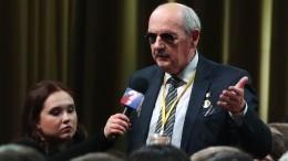 Писатель Комков рассказал, зачем номинировал Путина наНобелевскую премию мира